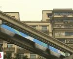 Chóng mặt với ma trận giao thông trên cao ở Trùng Khánh (Trung Quốc) - ảnh 1