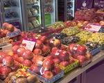 Mỗi tháng Việt Nam chi 150 triệu USD nhập rau quả
