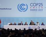 Đoàn Việt Nam đàm phán chính trị tại COP25