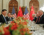Mỹ - Trung Quốc chạy đua trước thời hạn áp thuế mới