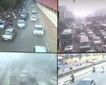 Hà Nội tăng cường các biện pháp giảm thiểu ùn tắc giao thông dịp cuối năm