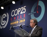 Hội nghị COP25: EU kêu gọi tìm tiếng nói chung cho vấn đề khí hậu
