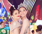 Lương Thùy Linh, Hoa hậu Thế giới Megan Young rạng rỡ tại Fesstival Hoa Đà Lạt 2019