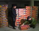 Vĩnh Phúc: Bắt giữ vụ buôn bán trái phép hơn 1 tấn pháo nổ