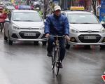 Không khí lạnh ảnh hưởng Bắc Bộ và Trung Bộ