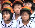 Trao tặng 5.000 mũ bảo hiểm tằng cẩu cho phụ nữ dân tộc Thái - ảnh 1