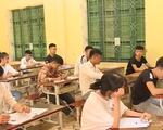 Sẽ công bố đề thi minh họa kỳ thi tốt nghiệp THPT 2020