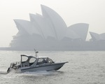Thành phố Sydney, Australia chìm trong khói bụi