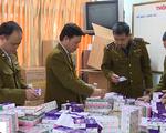 Phát hiện lô thuốc tân dược nhập lậu trị giá gần 2 tỷ đồng, cất giấu ở chung cư Hà Nội
