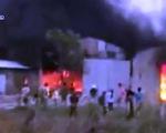 Hà Nội: Cháy tại ngân hàng BIDV Nguyễn Chí Thanh - ảnh 1