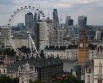 Kinh tế Anh tăng trưởng chậm nhất 6 năm