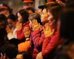 Biển người đổ về chùa Phúc Khánh dự lễ dâng sao giải hạn