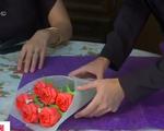 Trào lưu tặng hoa giấy trong dịp lễ Valentine tại Philippines