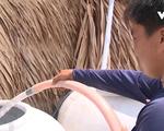 Kiên Giang thiếu nước sinh hoạt trầm trọng do hạn mặn
