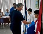 Người dân Cuba bỏ phiếu sửa đổi hiến pháp