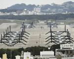Nhật Bản không thay đổi kế hoạch di chuyển căn cứ quân sự Mỹ ở Okinawa