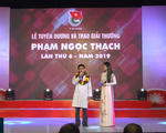 Tuyên dương 37 y, bác sỹ trẻ tiêu biểu nhân Ngày Thầy thuốc Việt Nam