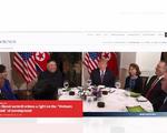 Hình ảnh đẹp về Việt Nam trên báo chí quốc tế qua Hội nghị Thượng đỉnh Mỹ - Triều lần 2