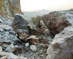 Sạt lở mỏ đá tại Cao Bằng, 2 người thiệt mạng