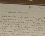 Đấu giá bức thư phương trình nổi tiếng của Einstein - ảnh 1