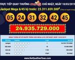 Hai kỳ quay số liên tiếp, 2 vé Vietlott trúng tổng cộng 29 tỷ đồng