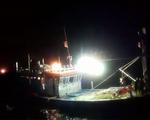 Cứu nạn tàu cá bị hỏng máy trên biển