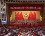 Bế mạc kỳ họp lần thứ hai Hội nghị Chính hiệp Trung Quốc khóa XIII