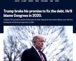 Mỹ: Tranh cãi quanh dự thảo ngân sách 2020