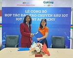 Ra mắt Học viện IoT đầu tiên tại Việt Nam