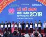 Vinh danh 286 giải thưởng tại Lễ Bế mạc Hội Báo toàn quốc 2019