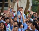 Học sinh nhiều trường sôi nổi trong lễ phát động cuộc thi làm phim ngắn về phòng chống tác hại thuốc lá