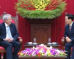 Việt Nam - Singapore là một trong những quan hệ hợp tác hiệu quả