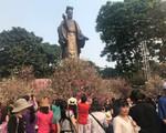 Hàng ngàn người dân tham dự lễ hội Hoa anh đào Nhật Bản - Hà Nội 2019