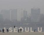 Hàn Quốc liệt ô nhiễm bụi mịn thành thảm họa quốc gia