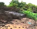 """Đồng Nai: Người dân Cù lao Ba Xê kêu cứu vì mất đất do """"cát tặc"""""""