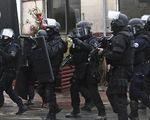 Cứ 4 ngày lại có 1 cảnh sát Pháp tự tử vì áp lực công việc