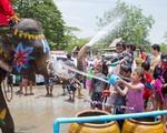Songkran - Tết Năm mới của Thái Lan