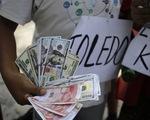 Peru thu giữ lượng tiền USD giả kỷ lục