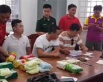 Bắt giữ vụ vận chuyển gần 27 kg ma túy từ Campuchia về Việt Nam