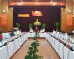 Tiểu ban Văn kiện Đại hội XIII làm việc với Thành ủy Đà Nẵng