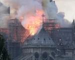 Vì sao không thể chữa cháy Nhà thờ Đức Bà Paris nhanh hơn?