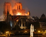 Apple cam kết quyên góp tiền xây dựng lại Nhà thờ Đức Bà Paris