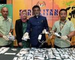 Malaysia bắt giữ 2 người Việt nghi săn trộm hổ