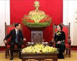 Đẩy mạnh quan hệ hợp tác Việt Nam - Trung Quốc