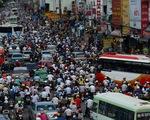 TP.HCM thúc đẩy các dự án giao thông để giảm ùn tắc