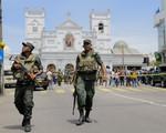Bắt giữ 8 người liên quan đến vụ khủng bố tại Sri Lanka