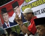 Nhiều nhân viên và cảnh sát Indonesia hy sinh trong cuộc bầu cử