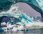 Băng ở Greenland tan nhanh gấp 6 lần