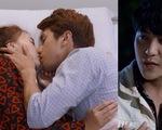 Mối tình đầu của tôi - Tập 53: Trong khi An Chi - Nam Phong trao nhau nụ hôn ngọt ngào, Minh Huy cô đơn dưới mưa