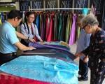 Lễ hội áo dài tại Festival làng nghề truyền thống Huế 2019